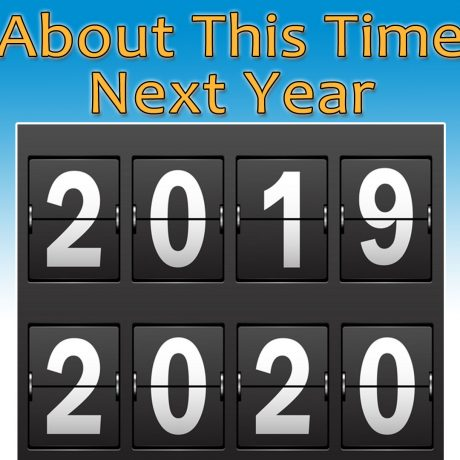 ABOUT THIS TIME NEXT YEAR (Cross Over: 12-31-18 to 1-1-19)