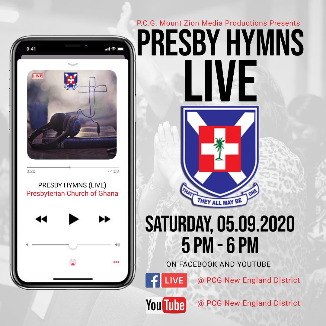 Presby Hymns (LIVE)